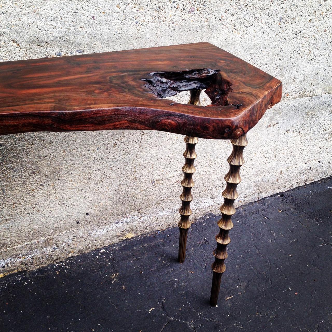 Custom Slab Tables Amp Reclaimed Wood Furniture Near San Diego