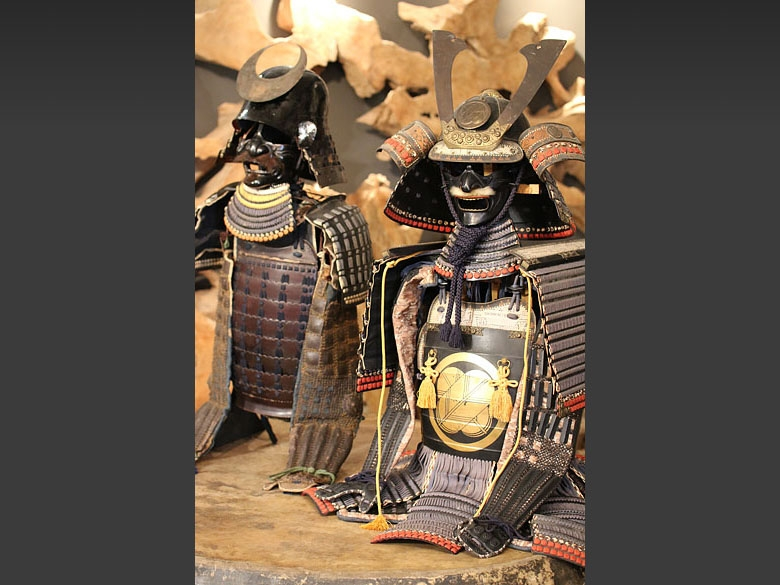 Very beautiful Antique Japanese Samurai Armour - Original - Please call for details
