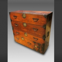 Edo period clothing tansu - please contact the gallery to see dozens more