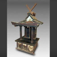 Antique Japanese shrine - Edo period