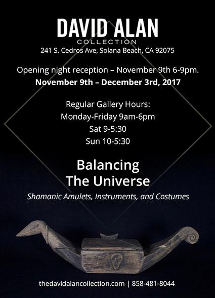 Shamanic Amulets, Instruments, and Costumes