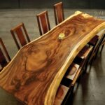 Custom Modern Wood Furniture in San Diego