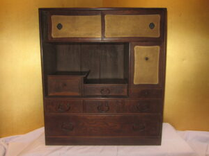 Antique Japanese Tea Cabinet