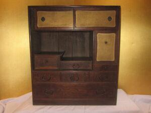 Antique Japanese Tea Cabinet