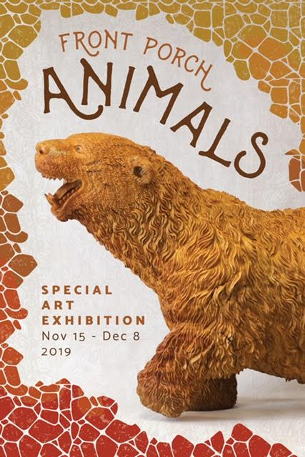 """Front Porch Animals"" Exhibition – Opening Party Video"